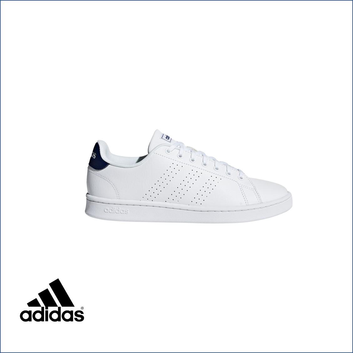 Bảng giá adidas Giày thể thao tennis nam ADVANTAGE F36423