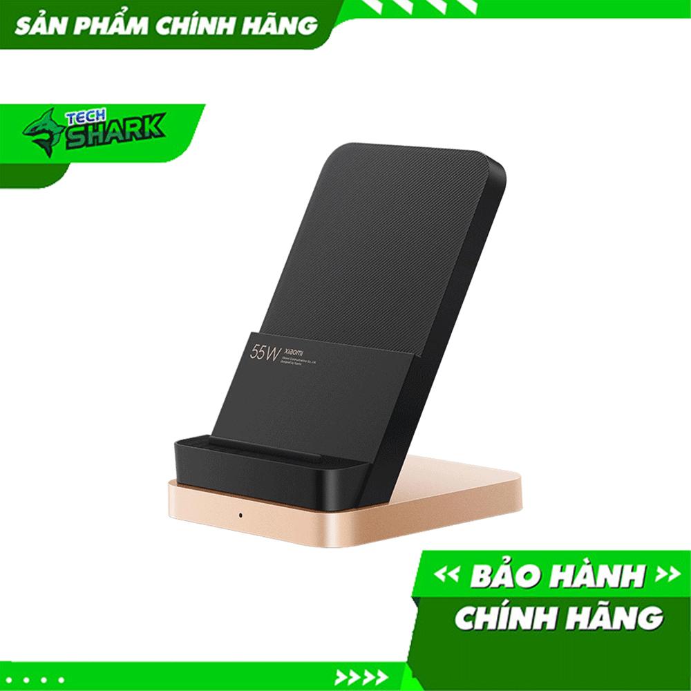 Đế Sạc Nhanh Không Dây Xiaomi Mijia 55w Tích Hợp Quạt Làm Mát Không Khí
