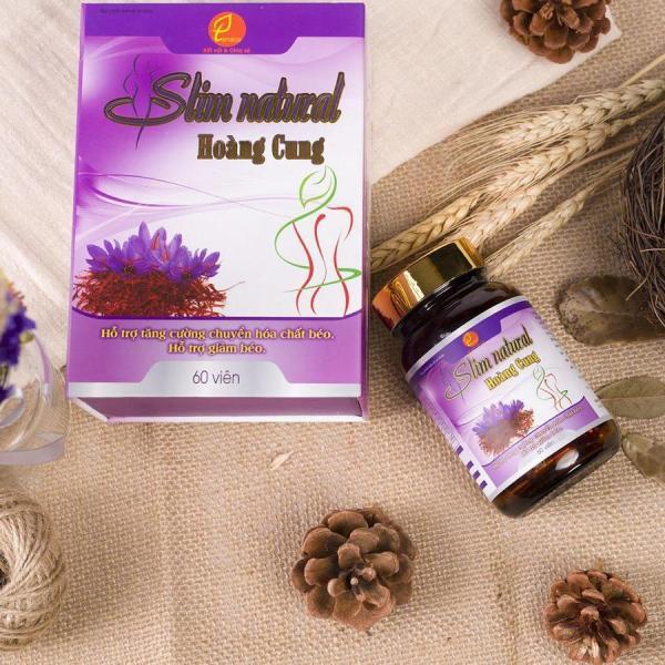 Giảm cân Slim Natural Hoàng Cung - Tanaco nhập khẩu