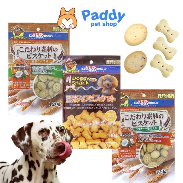 Bánh Quy DoggyMan Snack Cho Chó