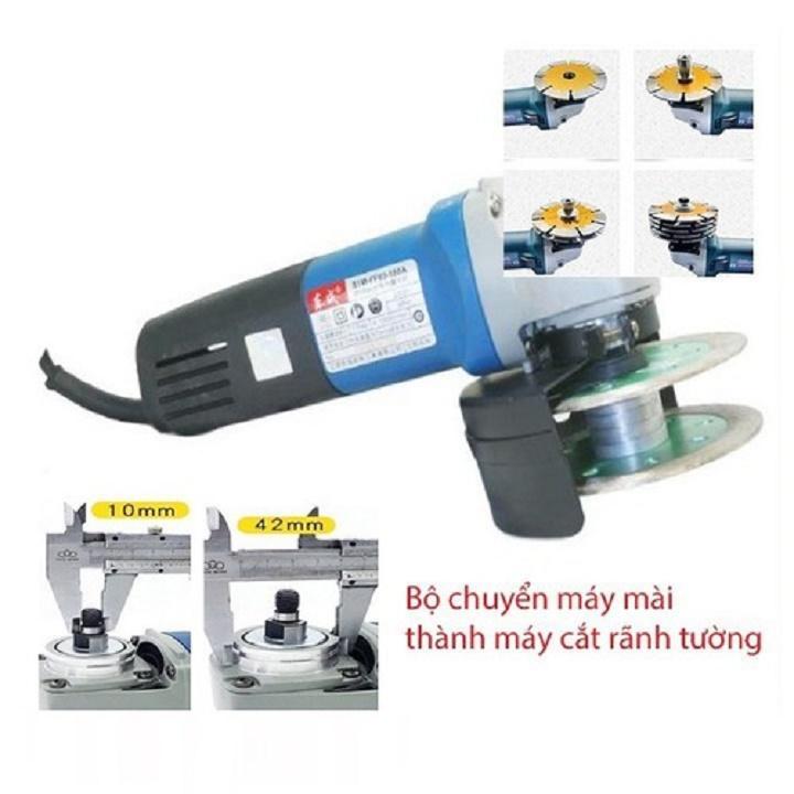 Bộ chuyển đổi máy mài thành máy cắt rãnh tường dành cho máy 100