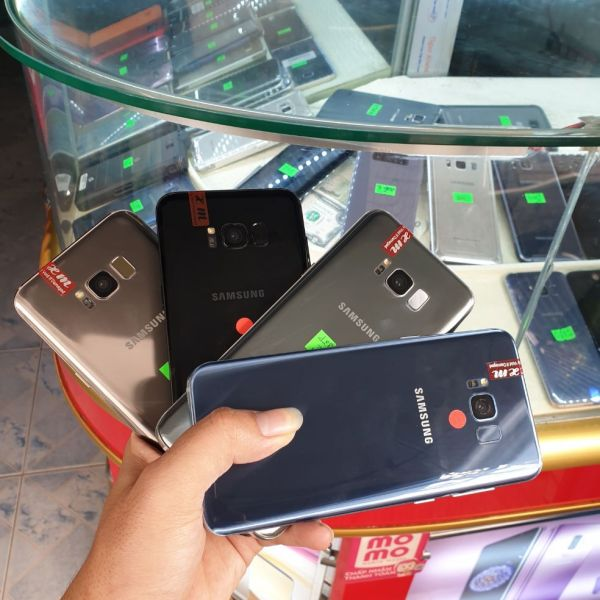 Điện thoại Samsung Galaxy S8 Plus bản đặt biệt RAM 6/128GB, 2 SIM Full zin