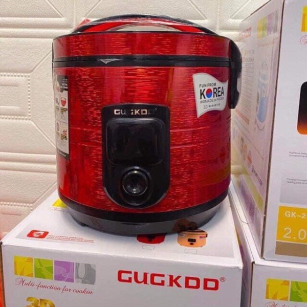 Nồi Cơm Điện Cuckoo 3D Dung tích  - 2L Lòng siêu dày, nấu cơm ngon