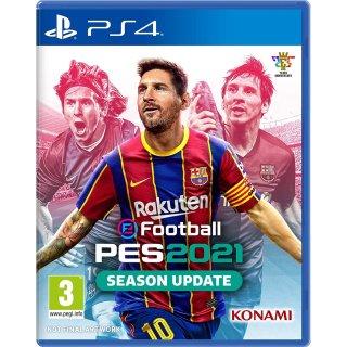 Đĩa game PS4 Pes 2021 (hệ EU) thumbnail