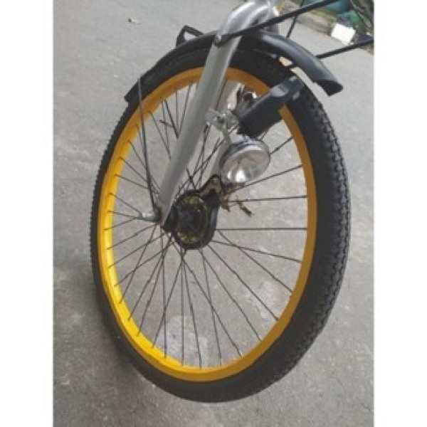 Phân phối Xe đạp nhập khẩu Singapore lốp đúc