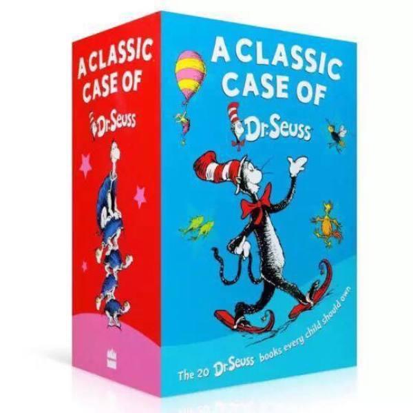 A CLASSIC CASE OF DR.SEUSS 20 cuốn