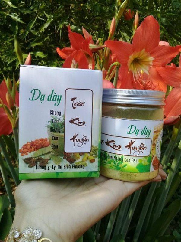 Dạ dày - đại tràng dân tộc dao - cty Trần Kim Huy ền pp giá rẻ