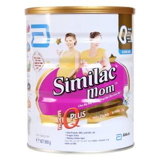 Sữa Similac Mom IQ Plus hương vani 900g, sản phẩm tốt, chất lượng cao, cam kết như hình, độ bền cao, xin vui lòng inbox shop để được tư vấn thêm về thông tin thumbnail