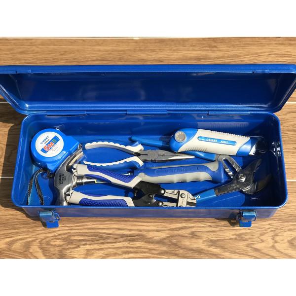 Bộ dụng cụ sửa chữa Cmart 7 chi tiết hộp 420mm