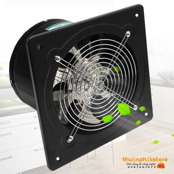 Quạt hút gió FD-200 tiết kiệm điện năng ( 80W )- hút mùi nhà bếp , nhà tắm , nhà vệ sinh