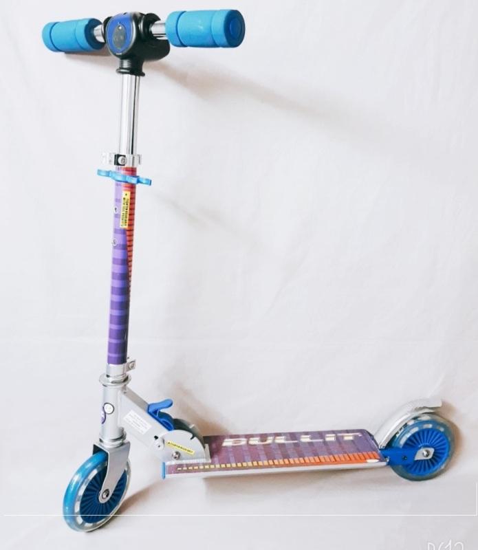 Mua Xe trượt scooter cao cấp, đồng hồ hiển thị tốc độ