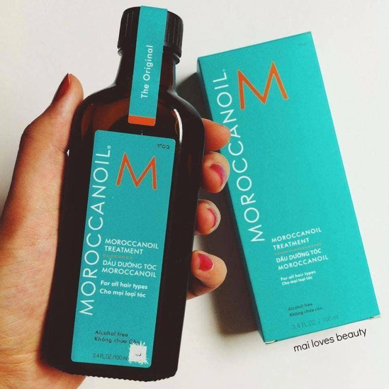 Tinh dầu dưỡng tóc moroccanoil