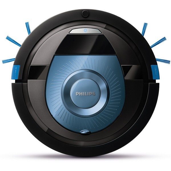 ( Robot hút bụi lau nhà ) Robot hút bụi thông minh Philips FC8774 - Bảo hành 24 tháng