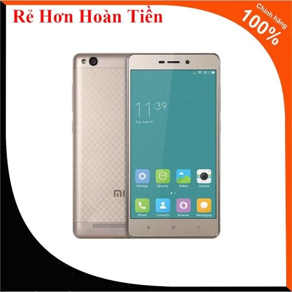 Rẻ Hơn Hoàn Tiền - Điện Thoại Smartphone Xiaomi Redmi 3 - Bảo Hành 1 Đổi 1