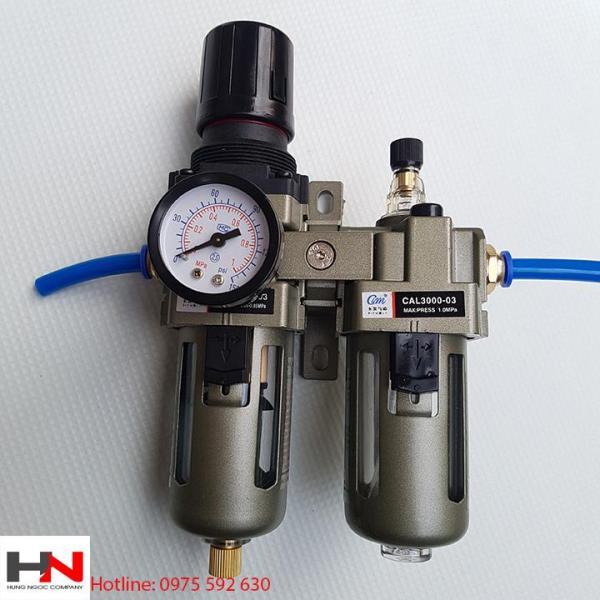 Bộ lọc khí nén 2 cấp CAL3000-03