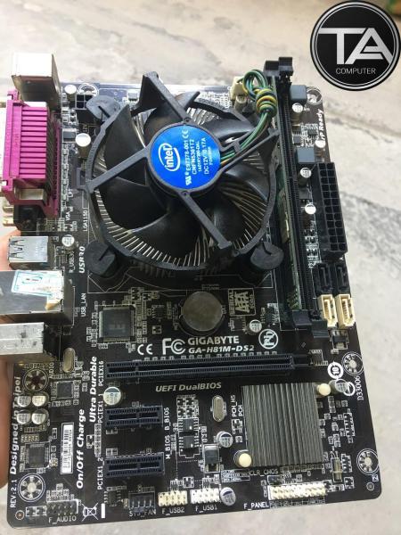 Giá Combo Main H81 + CPU G3220 + Ram 4gb bus 1600 + VGA GT 730 2GB DDR5 + Ổ cứng HDD 250gb Bảo Hành 3 Tháng