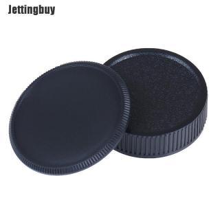 Jettingbuy Hot Cho M42 42Mm Trục Vít Camera Phía Sau Ống Kính Và Nắp Đậy Thân Máy 1 Bộ thumbnail