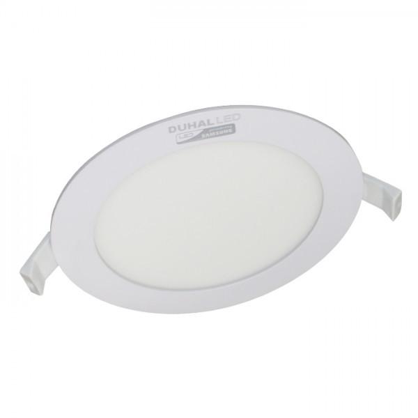 Đèn led âm trần tròn 9w DUHAL sử dụng chip led SAMSUNG chính hãng