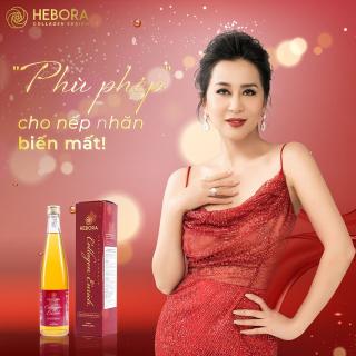 Nước uống Collagen He bora Enrich Chai 500ml thumbnail