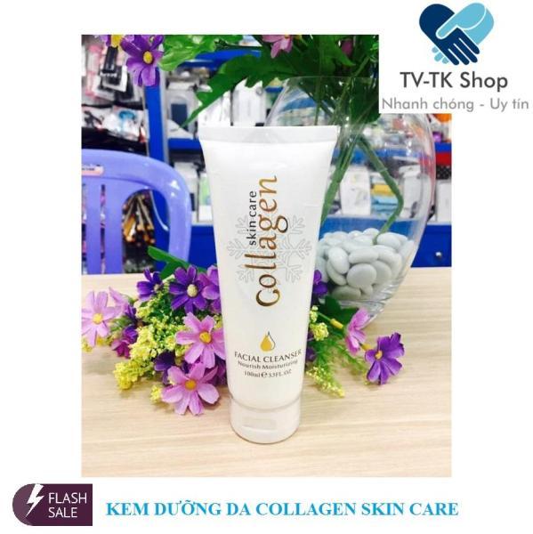 Sửa Rửa Mặt Trắng Da Collagen Skin Care Facial cao cấp