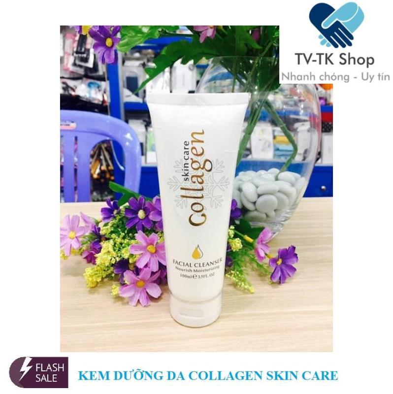 Sửa Rửa Mặt Trắng Da Collagen Skin Care Facial