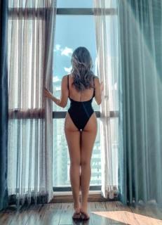 [LOẠI ĐẸP + FEEDBACK] Bodysuit, bikini 1 mảnh khoét mông hở lưng sexy (SỸ THANH) thumbnail