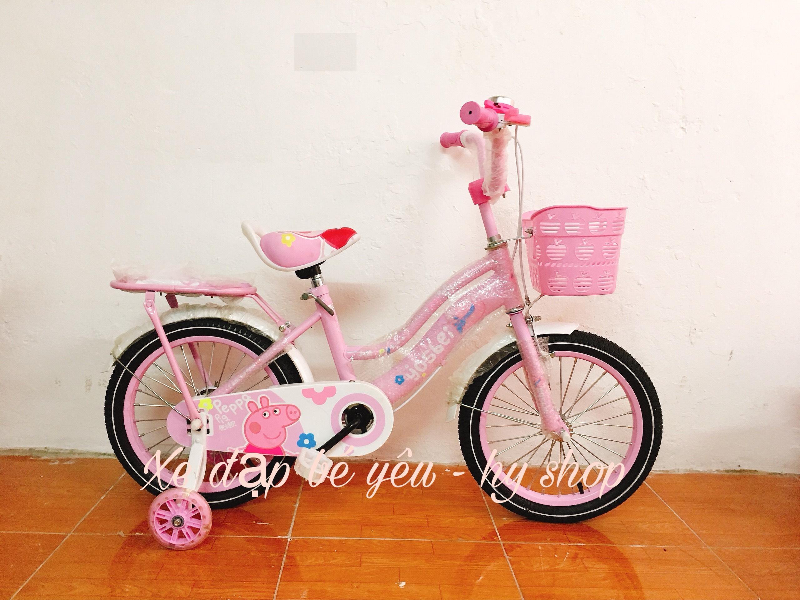 Mua Xe đạp cho bé gái 4-7 tuổi