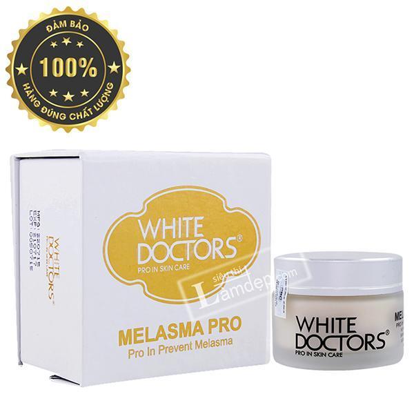 Kem Tri Nám Thể Nặng White Doctors Melasma Pro 40g