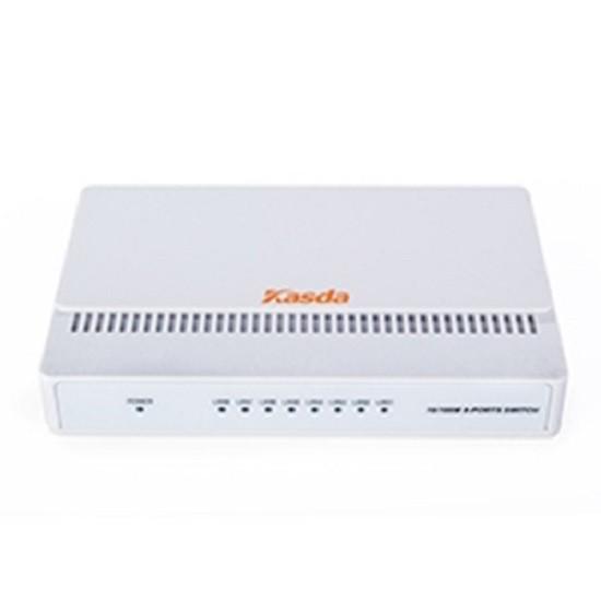 Bộ chia tín hiệu mạng KS108 8-Port Fast Ethernet Switch