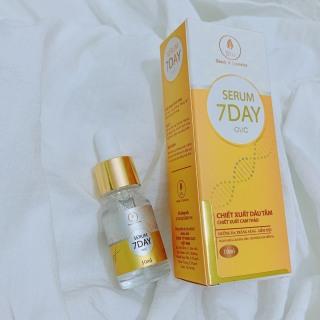 Huyết Thanh Truyền Trắng 7 Day Olic dưỡng trắng, phục hồi làn da thumbnail