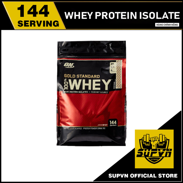 Whey On Gold Standard 10lbs Optimum Nutrition cao cấp
