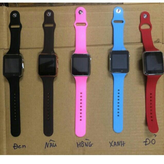 Đồng hồ thông mình smartwatch A1.(hồng) bán chạy