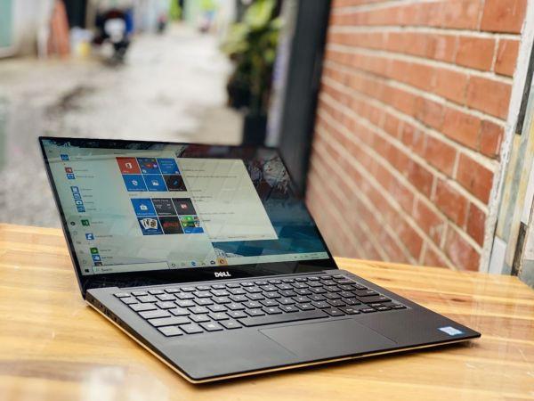 Bảng giá [HCM][Trả góp 0%]Laptop Dell XPS 13 9360 I7 7500U 8G SSD256 QHD 3K TOUCH Đẹp Zin Giá rẻ Phong Vũ