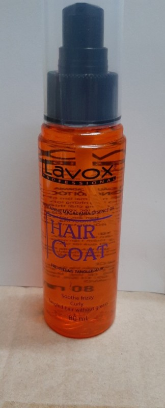 Dầu dưỡng tóc uốn Lavox chai 100ml