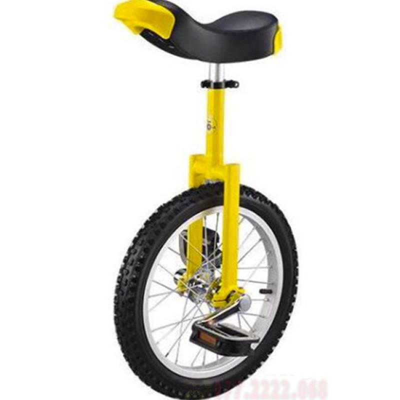 Phân phối Xe đạp một bánh thăng bằng | Xe điện 1 bánh cân bằng | Xiếc biểu diễn xe đạp địa hình leo núi thăng bằng một bánh TPHCM |  unicycle