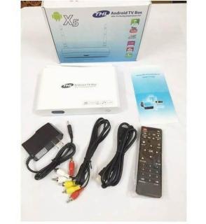 [HCM]Android TV Smart Box THL X5 (Trắng) thumbnail