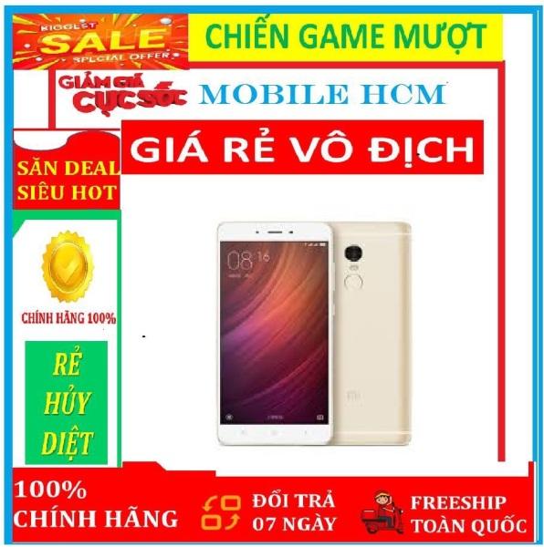 điện thoại XIAOMI REDMI NOTE 4 - XIAOMI NOTE 4X - ram 3G rom 32G Fullzin - Đủ Màu