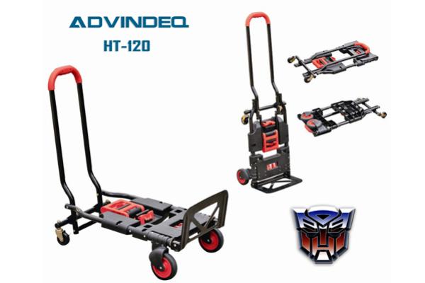 Xe đẩy hàng đa năng 2 và 4 bánh Advindeq HT-120 - 140kg