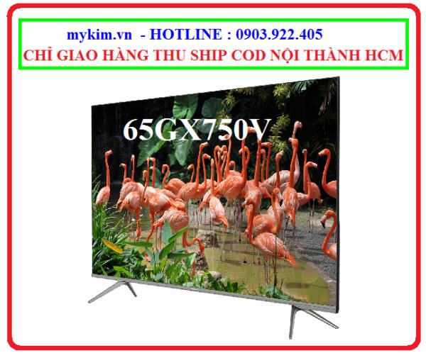 Bảng giá Smart Tivi 4K Panasonic 65 Inch TH-65GX750V  CHÍNH HÃNG