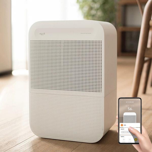 Deerma DEM-CT500 Máy tạo độ ẩm không khí thông minh 510ml / h không sương mù phòng ngủ tại nhà có thể bổ sung nước cho bà bầu và trẻ sơ sinh