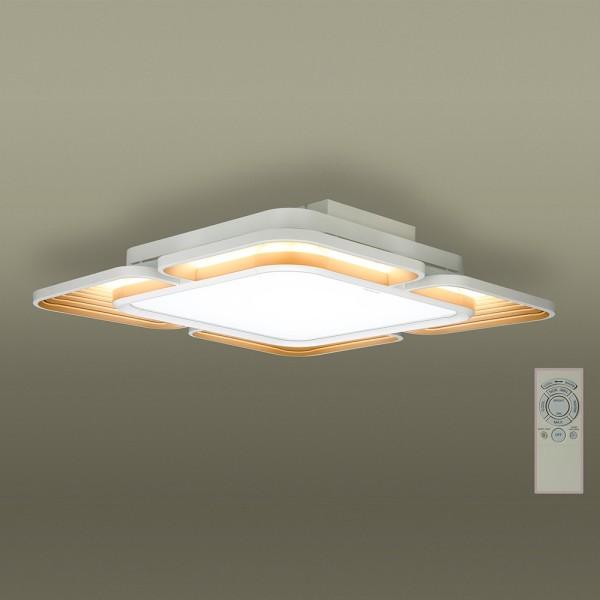 Đèn Trần Led PANASONIC 48W/ 55W - Ánh Sáng Trắng/ Vàng - Dành Cho Phòng Khách. Hàng Chính Hãng - HIBUDDY