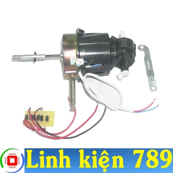 Động cơ quạt 12V bằng motor 775 - Linh kiện 789