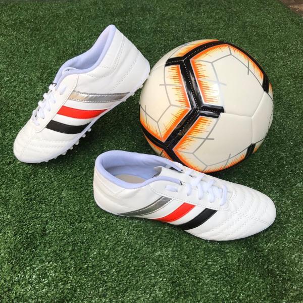 Giày đá bóng Đã Khâu Full Đế,giày đá banh sân cỏ nhân tạo đủ size lớn bé