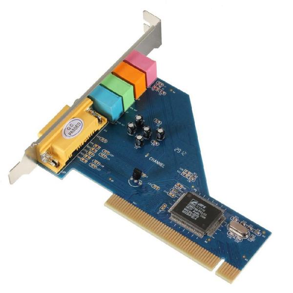 Bảng giá UWHFIWE Thẻ Âm Thanh 3D Chip 8738 Giao Diện PCI Bền Bỉ Cho PC, Âm Thanh Nổi Công Nghệ Âm Thanh Phong Vũ