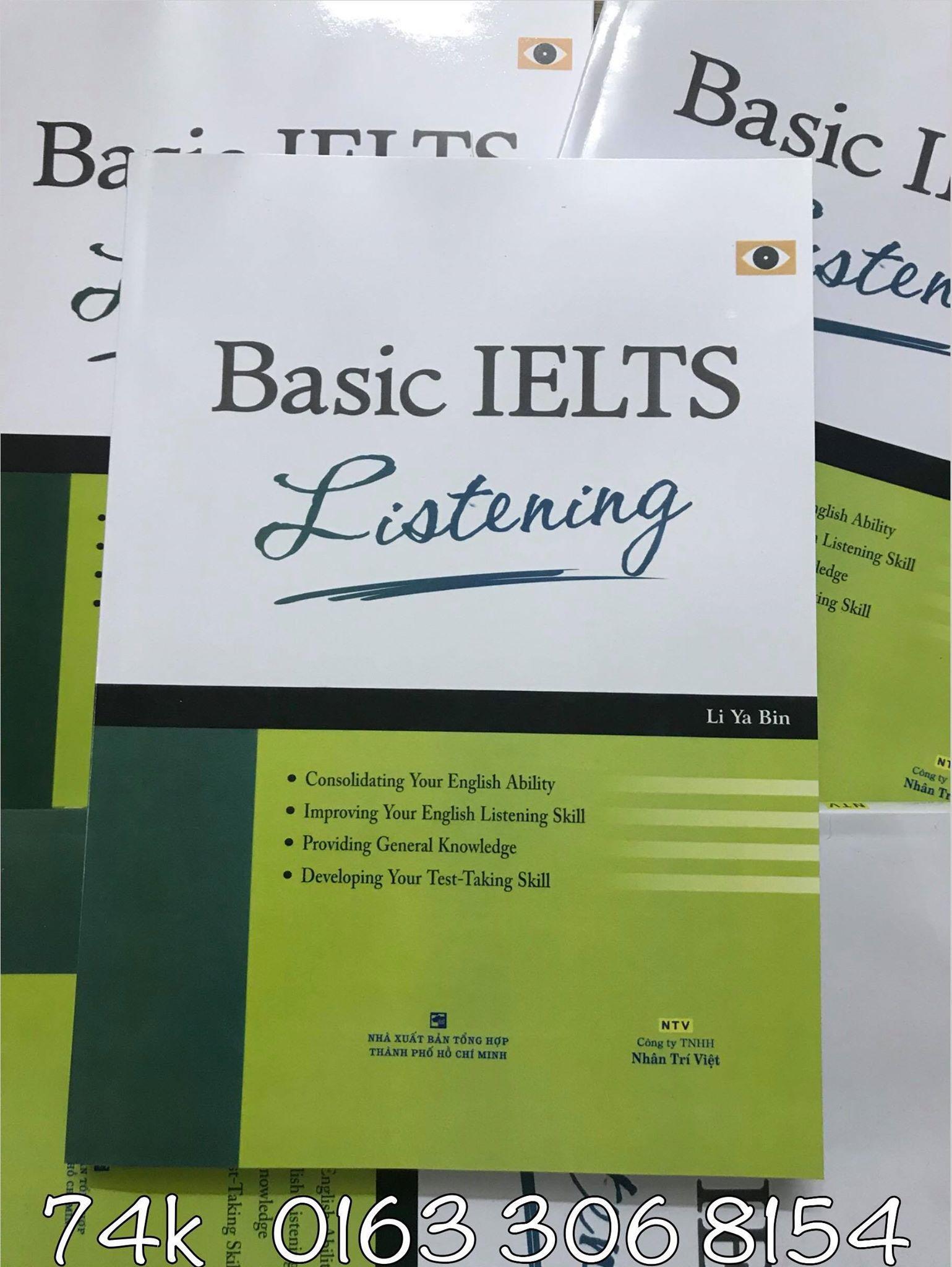 Giá Quá Tốt Để Có IELTS -  Basic Ielts - Listening