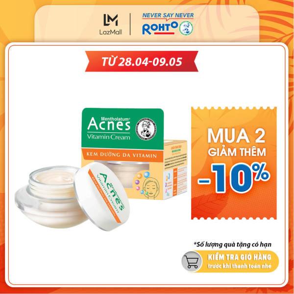 Kem dưỡng da Vitamin Acnes Vitamin Cream 40g nhập khẩu