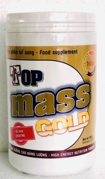 Sữa bột Top Mass Gold vị chocolate 800g tăng cân giá rẻ