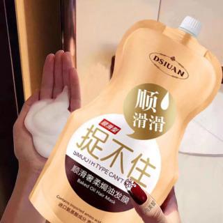 Tinh dầu tự nhiên chăm sóc tóc Phục Hồi Tóc Hư Tổn, Kem Ủ Cho Tóc Khô Xơ, để giải quyết các vấn đề về tóc thumbnail