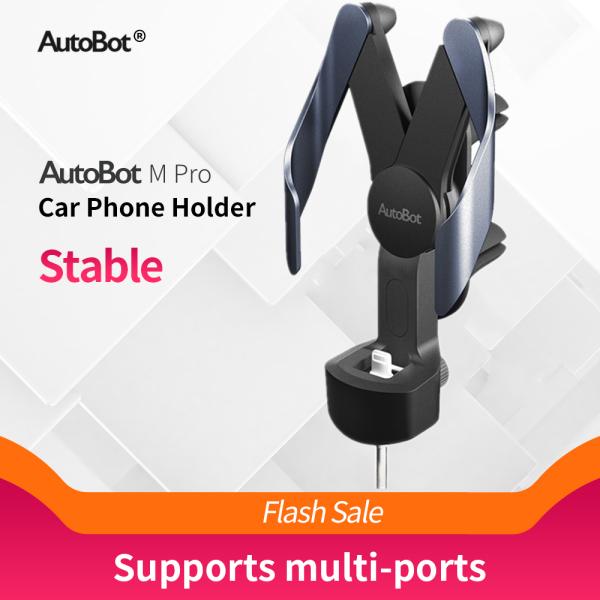 Giá Đỡ AutoBot MproPhone, Gắn Lỗ Thông Hơi Xe Hơi, Phổ Biến Cho IPhone/Samsung/Huawei Màu Xanh Dương