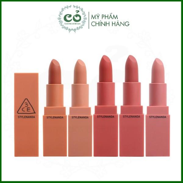 Son Lì Dạng Thỏi 3CE Matte Lip Color